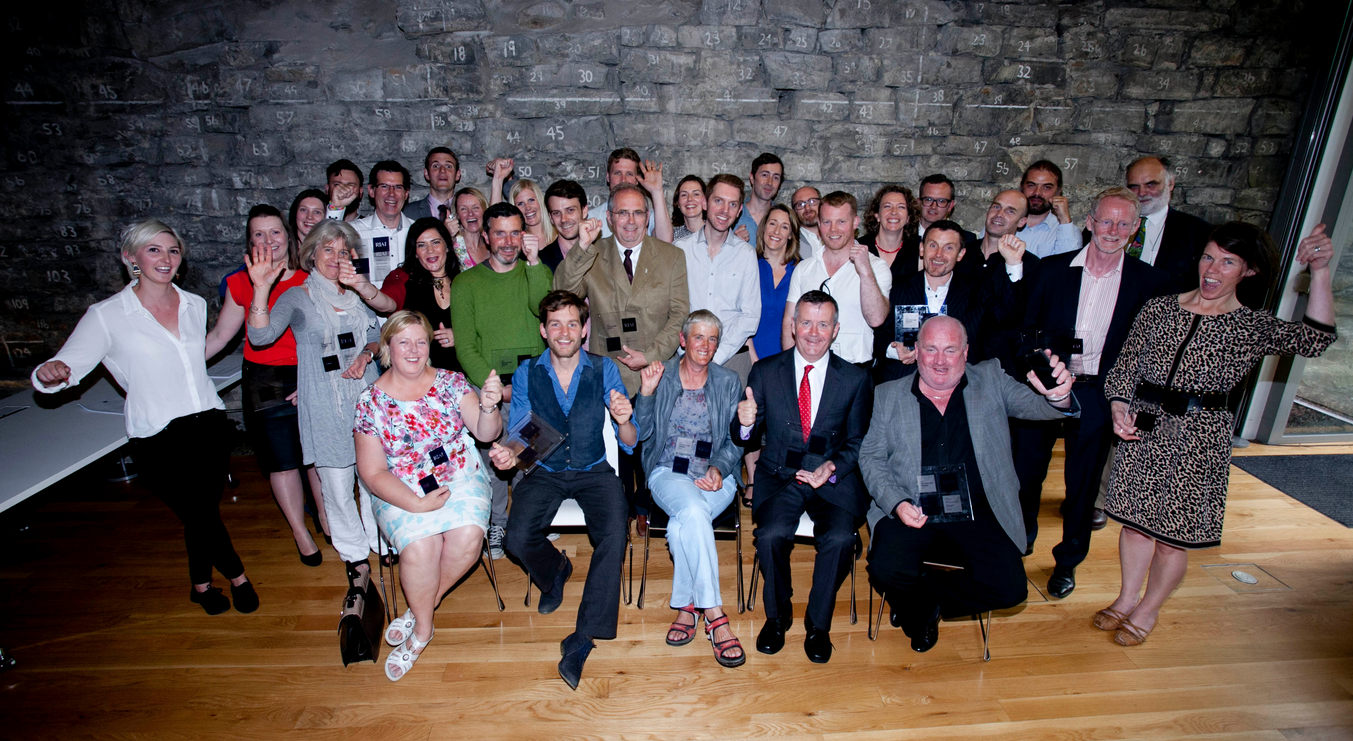 RIAI awards 2015