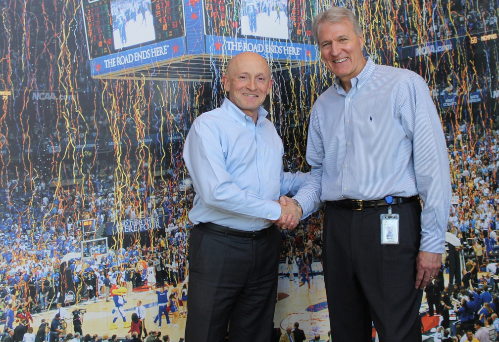 acquisition of US company, Connor Sport Court International