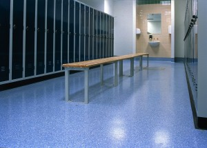 healthcare safety flooring