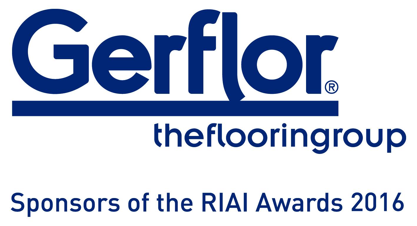 Gerflor sponsor the RIAI Awards 2016