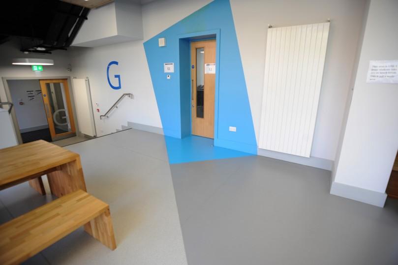 Institute of Education Flooring