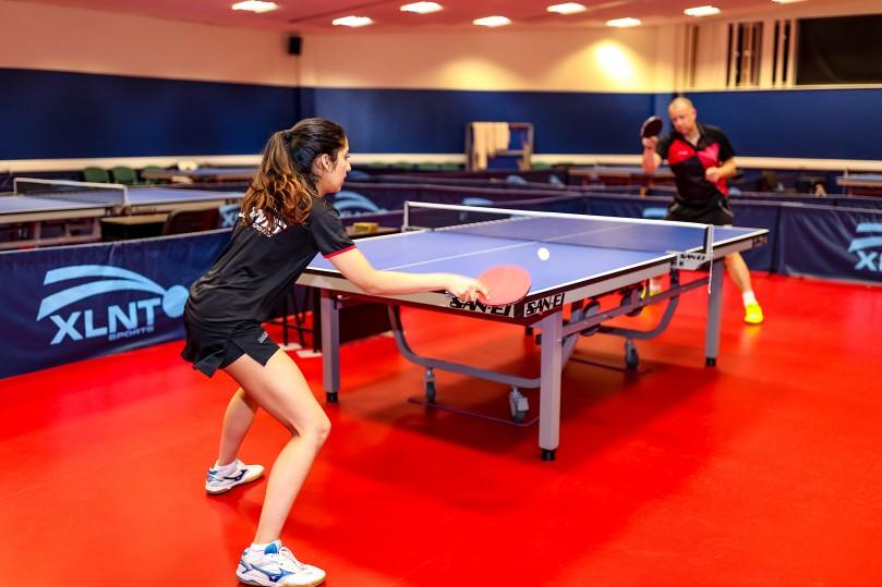Goodwin Table Tennis Flooring
