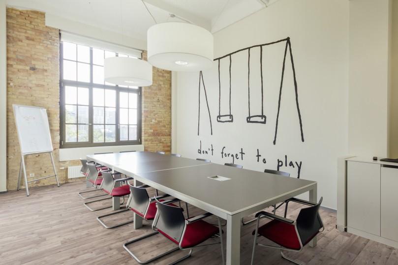 Office LVT Flooring