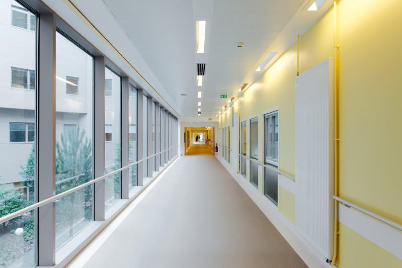MIPOLAM SYMBIOZ healthcare flooring