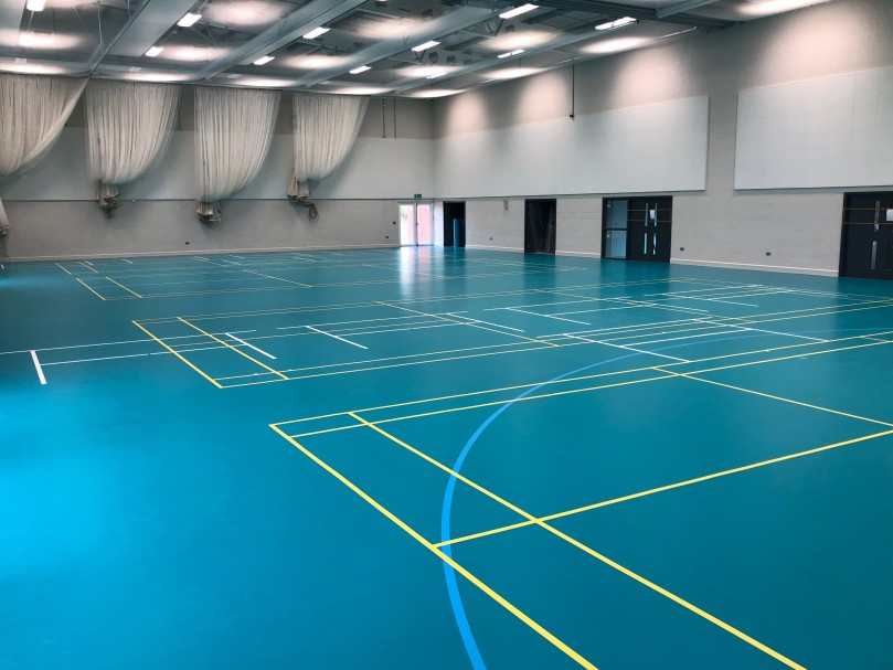 Neyland Community Flooring
