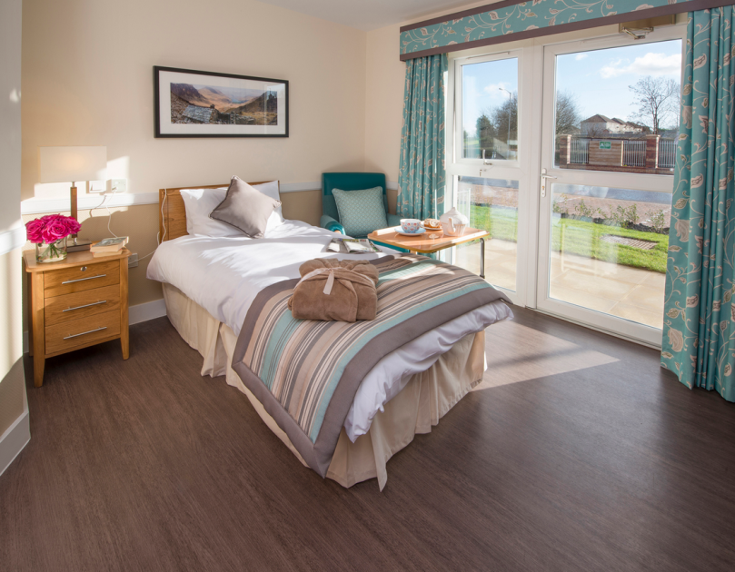 Mosswood Care Home, Pacific Care Ltd
