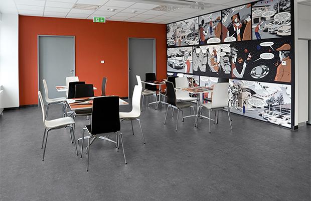 Flooring in Offices PR Image