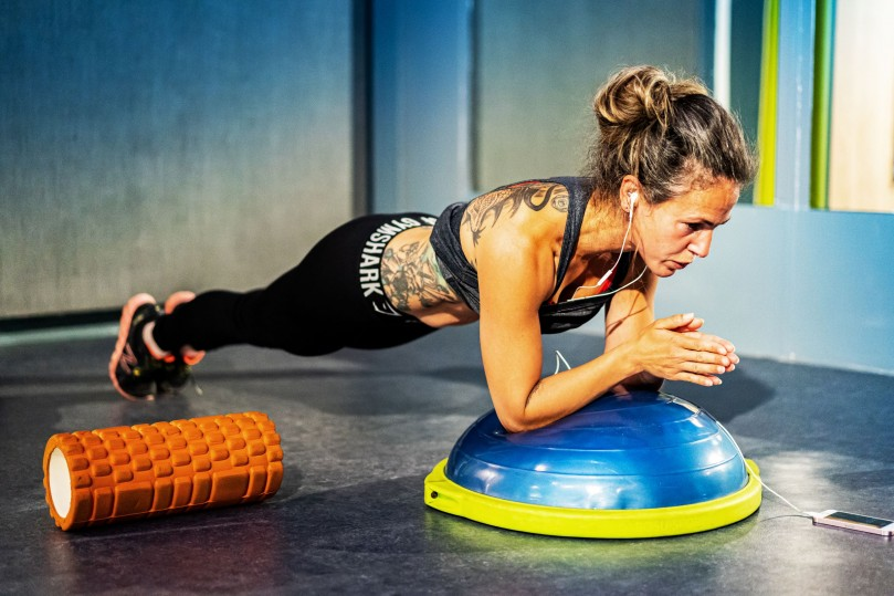 South Coast Gyms Flooring