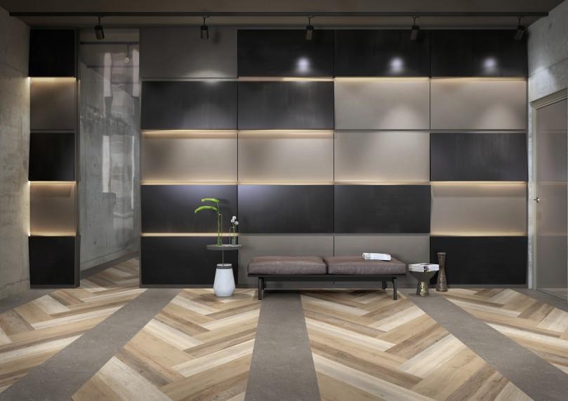 Creation 55 LVT flooring