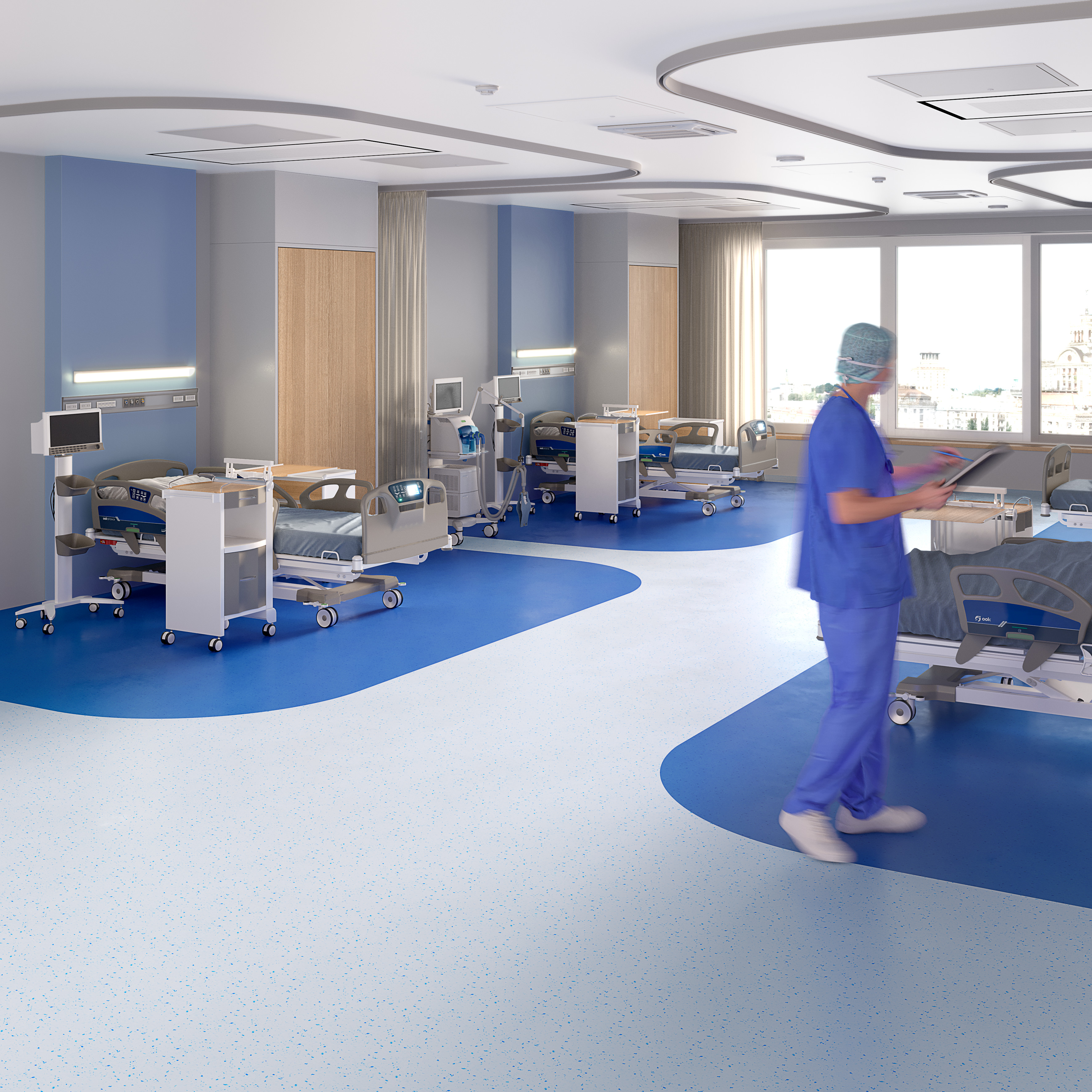 Mipolam Planet flooring solutions
