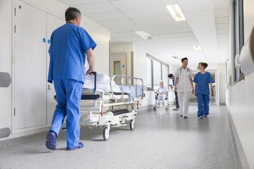 Healthcare Estates Flooring